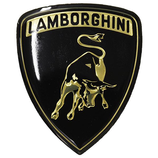 Lamborghini Emblem 3d Sticker Italian Auto Parts Gagets