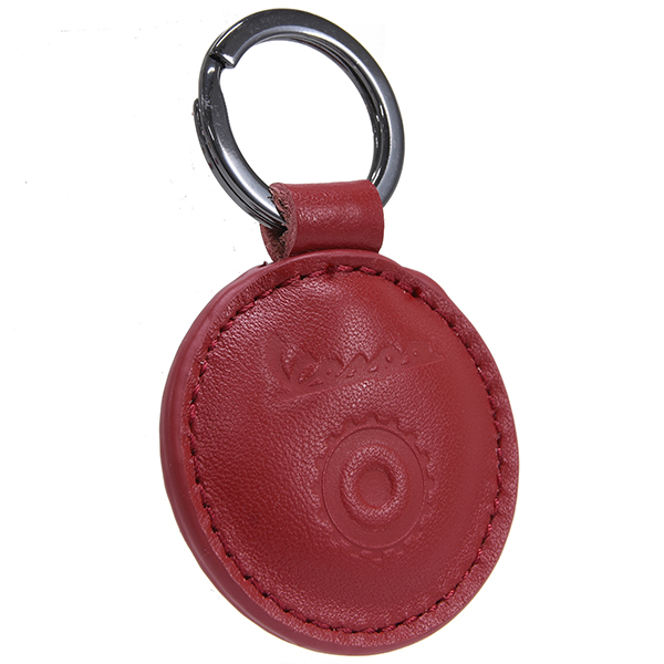 Vespa Leather Keyring Automobilia Vehicle Parts & Accessories