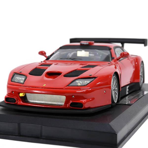 118 Ferrari 575gtc Miniature Model By Mg Model Plus Italian Auto